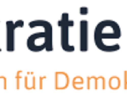 Demokratie in der Mitte
