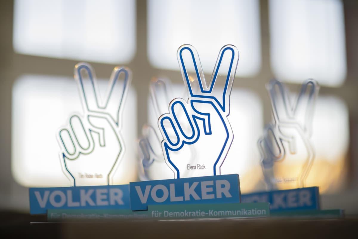 #DankeFuerEuropa – Gewinnerkampagne des VOLKER Wettbewerbs 2019