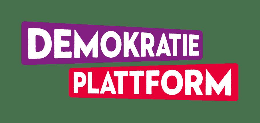 Artikel 1 startet die DEMOKRATIE-PLATTFORM